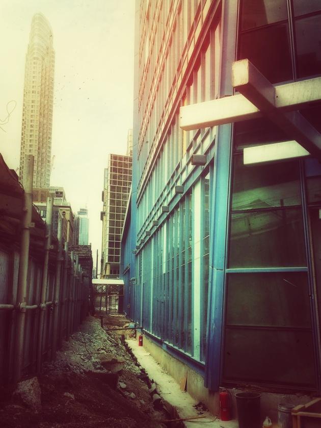 L Tower Yonge Street facade