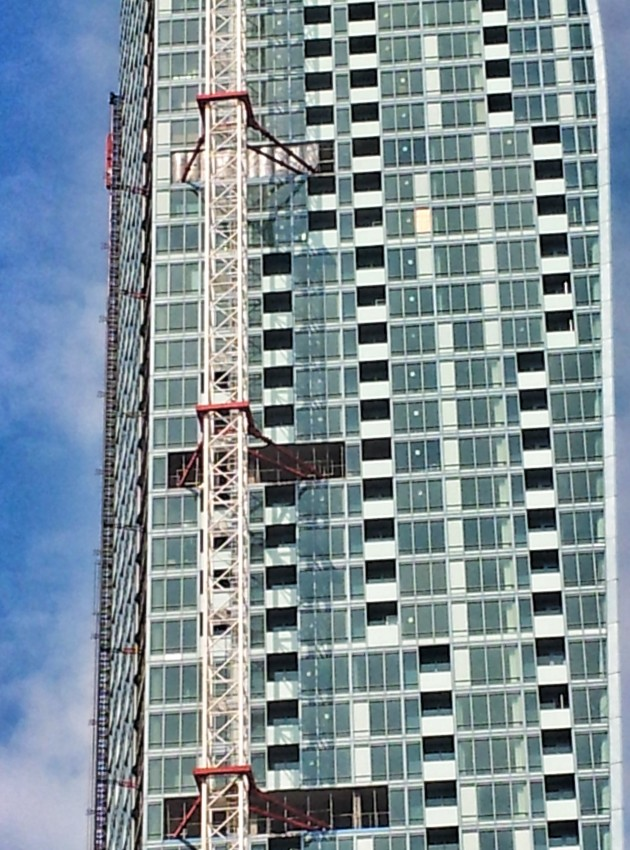 L Tower Hoist and Crane August 1, 2014