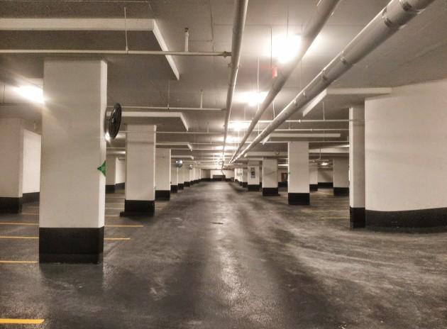 L Tower Parking P1
