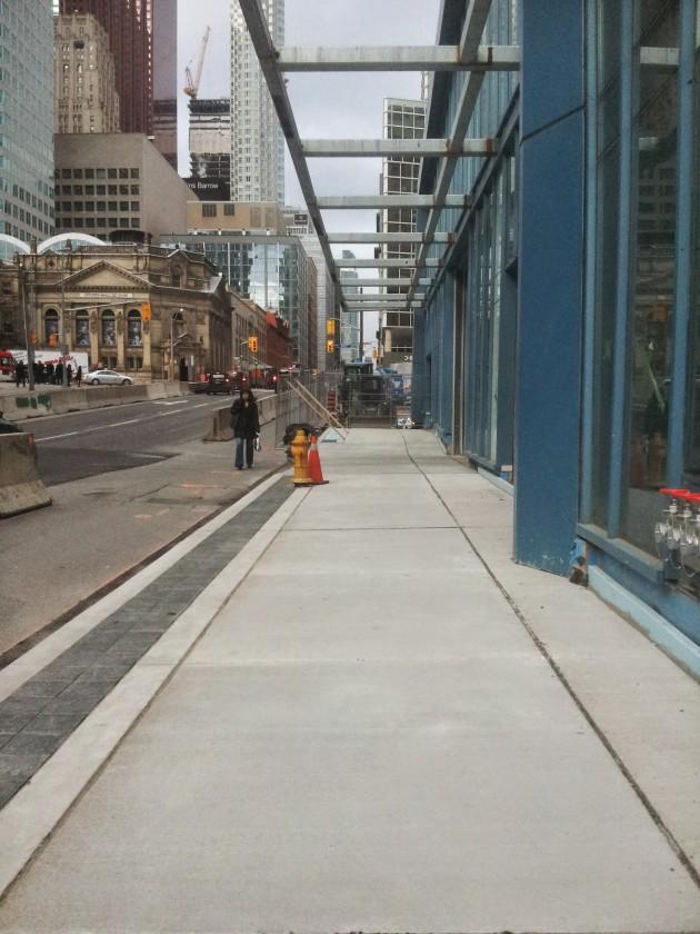 L TOWER sidewalk 2