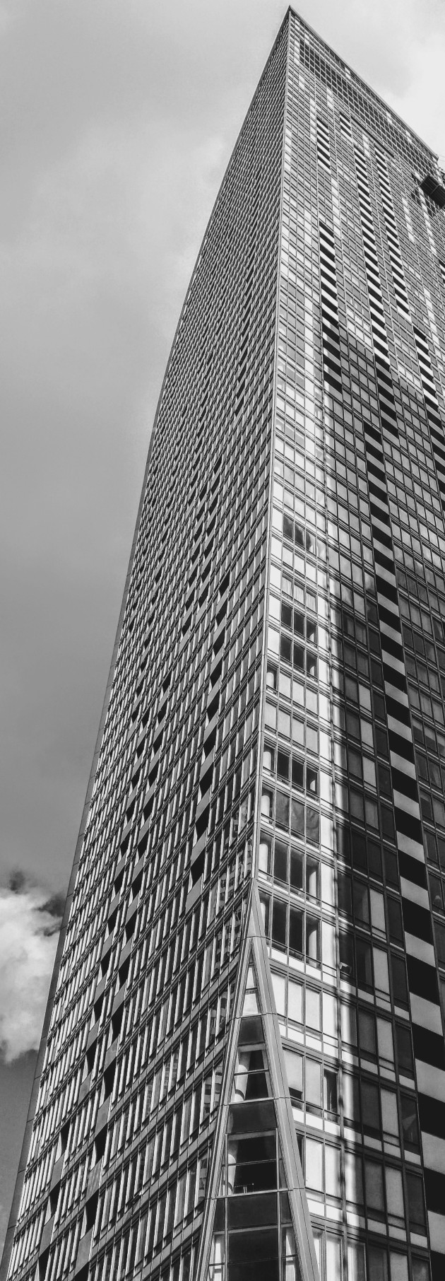L Tower monochrome.